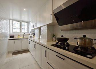 140平米四混搭风格厨房装修图片大全