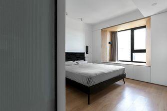80平米三室一厅现代简约风格卧室装修效果图