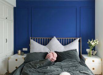 80平米三北欧风格卧室装修图片大全