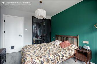 50平米小户型北欧风格卧室欣赏图