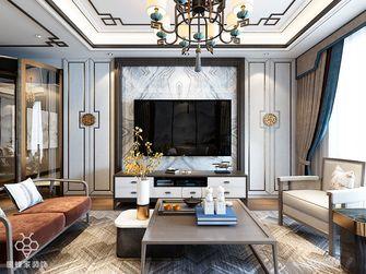 80平米公寓中式风格卧室图片大全