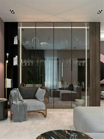 140平米一室一厅新古典风格卫生间图片