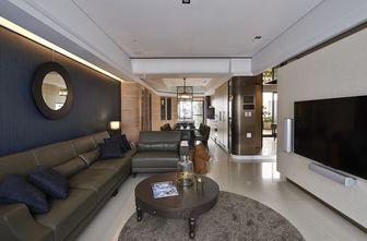 140平米三英伦风格客厅图片