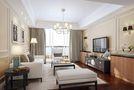 130平米美式风格客厅沙发图片