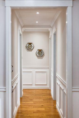 140平米四室三厅美式风格走廊图片大全
