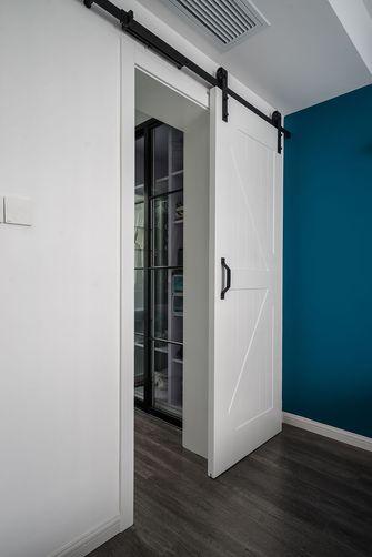 130平米复式混搭风格储藏室欣赏图