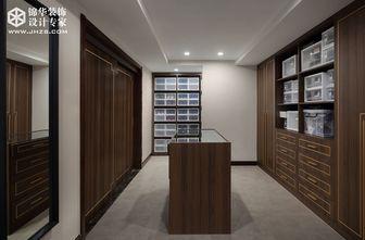 140平米复式中式风格储藏室欣赏图