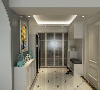 富裕型140平米四室两厅美式风格玄关门口欣赏图