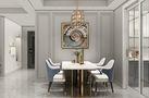 120平米三室两厅宜家风格餐厅设计图