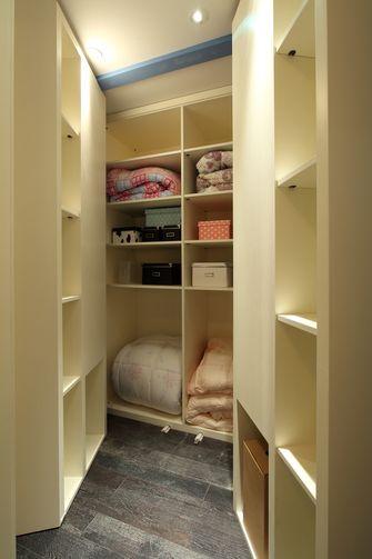 100平米三室两厅地中海风格衣帽间装修效果图
