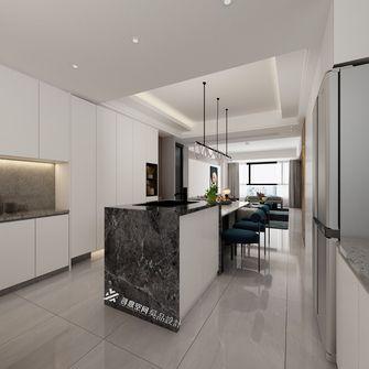 10-15万140平米四室五厅现代简约风格餐厅装修效果图