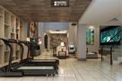 140平米别墅日式风格健身室装修案例