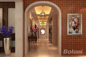 140平米四室两厅新古典风格走廊装修效果图