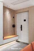 豪华型140平米复式北欧风格玄关装修案例
