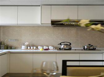 80平米一室一厅现代简约风格厨房图片