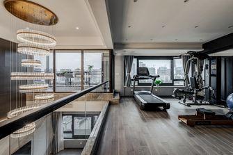 140平米四混搭风格健身室图片