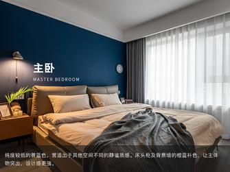 10-15万80平米一室一厅现代简约风格卧室设计图