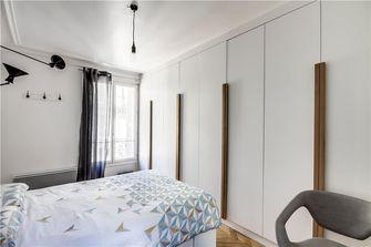 50平米公寓日式风格卧室设计图