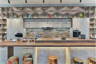 140平米三室三厅中式风格餐厅图片大全