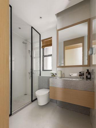 70平米一室一厅日式风格卫生间装修效果图