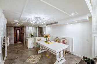 60平米公寓法式风格餐厅欣赏图