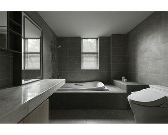 140平米四室五厅北欧风格卫生间欣赏图