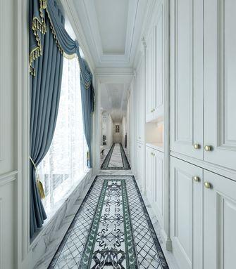 120平米三室两厅法式风格走廊装修图片大全