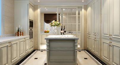 140平米别墅美式风格厨房橱柜设计图