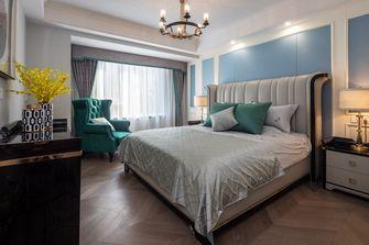 豪华型140平米复式美式风格卧室效果图