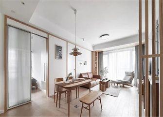 100平米三室一厅日式风格餐厅装修图片大全
