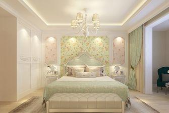 120平米田园风格卧室欣赏图