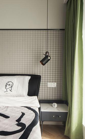 80平米三宜家风格卧室欣赏图