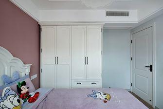 100平米美式风格儿童房欣赏图