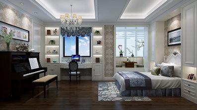 140平米四室两厅法式风格儿童房效果图