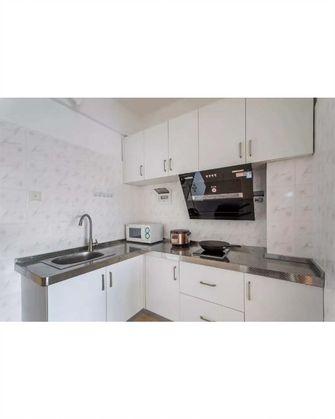 40平米小户型法式风格厨房图