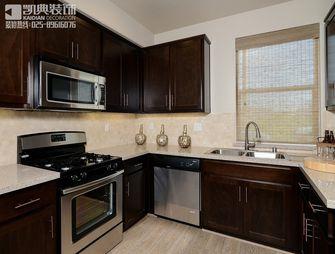 140平米三室四厅美式风格厨房效果图