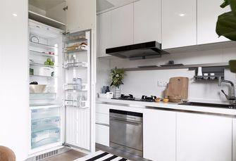 140平米四室一厅宜家风格厨房装修案例