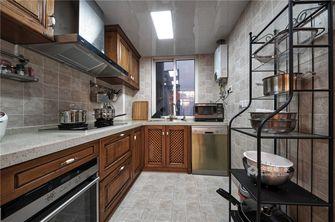 140平米四欧式风格厨房图