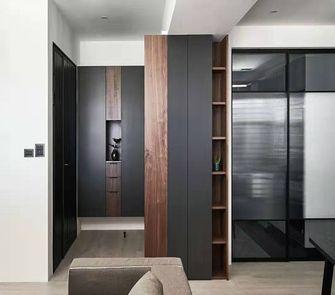 100平米四室一厅现代简约风格客厅设计图