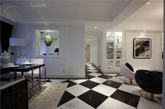 130平米三室两厅新古典风格走廊图