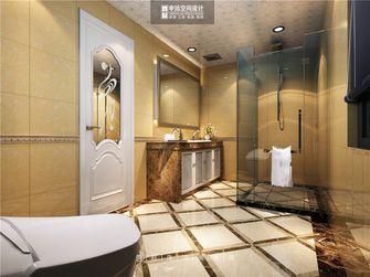 140平米三室三厅新古典风格卫生间装修效果图
