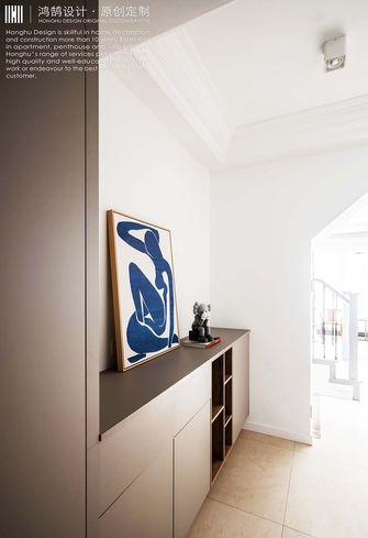 140平米复式北欧风格玄关装修图片大全