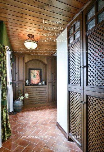 富裕型120平米四室两厅田园风格阳光房装修案例