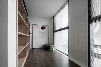140平米三室两厅混搭风格阳台效果图