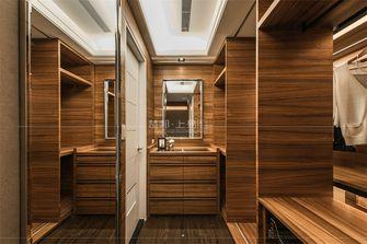 110平米三室一厅日式风格衣帽间图片