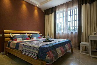70平米一居室混搭风格卧室装修案例