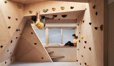 富裕型100平米三北欧风格健身室图片大全