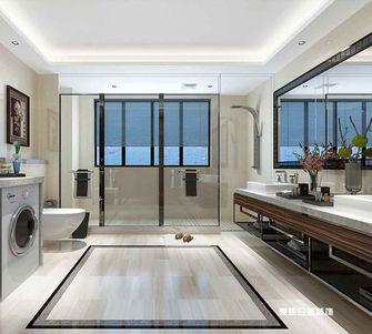 140平米四室两厅中式风格卫生间图片大全