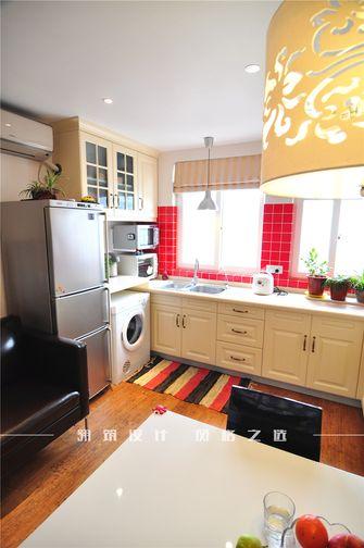 60平米一室一厅宜家风格厨房设计图