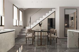 130平米四现代简约风格楼梯间欣赏图